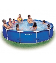 Бассейн Intex Metal Frame Pool 28210